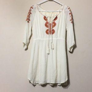 Solitaire dress
